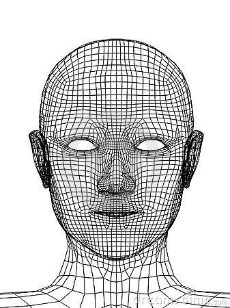 face grid