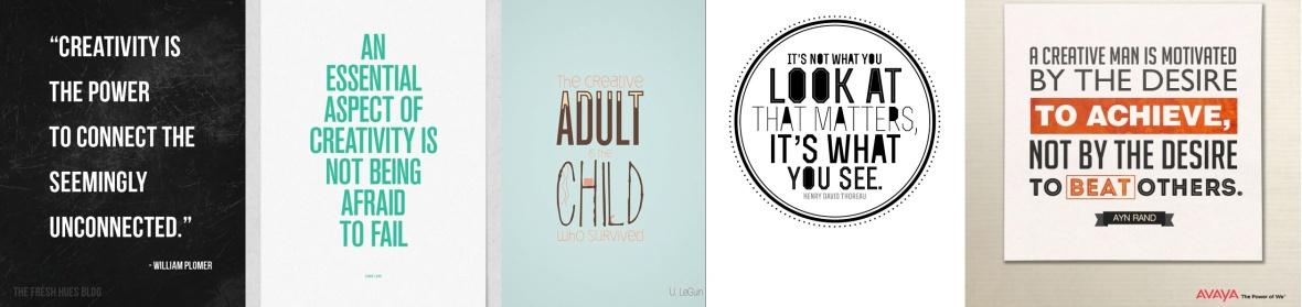 a-creative quote's
