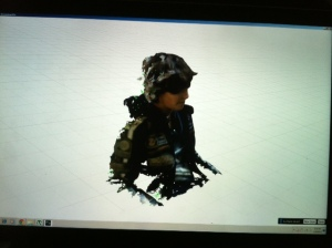 3d scan with Kinect