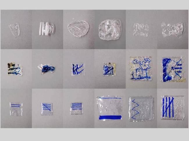 PVC samples